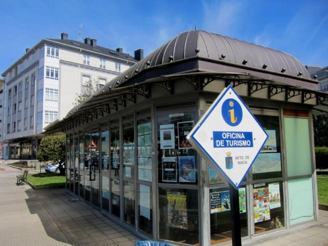 Oficina de turismo de navia asturias for Oficina de turismo benasque